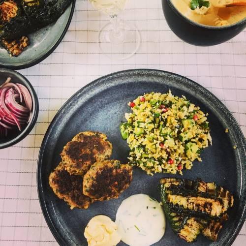 BBQbox façon buffet libanais